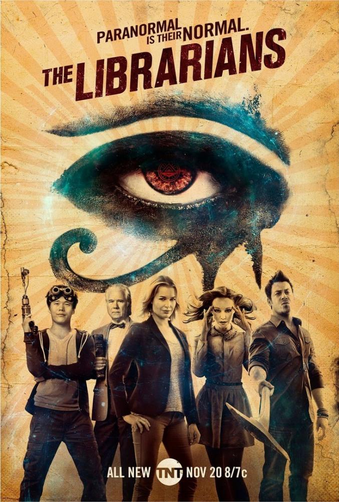 Библиотекари (Сезон 2)