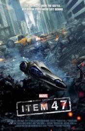 Короткометражка Marvel: Образец 47 (видео)